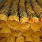 800MM 32寸螺旋骨架PVC塑料�A�W布伸�s�L管 耐磨阻燃通�L�C�L管